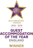 AA guest accommodation of the year