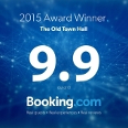 Booking.com Award 2015