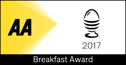AA Breakfast Award The Old Town Hall