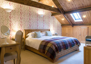 Wensleydale Luxury Suite